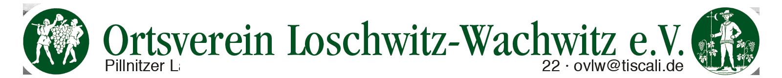 Logo des Ortsvereins Loschwitz/Wachwitz